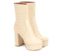 Ankle Boots Cocco aus Leder