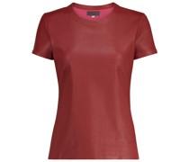 T-Shirt S.05 aus Leder