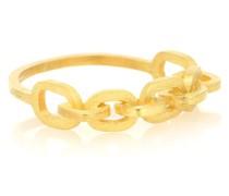 Ring Afrodite aus 18kt Gelbgold