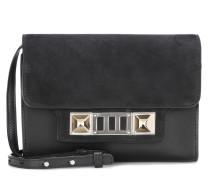Tasche PS11 Wallet aus Leder und Veloursleder