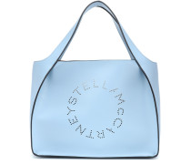Shopper Stella Logo aus Lederimitat