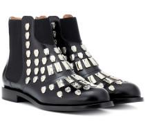 Chelsea Boots Maya aus Leder