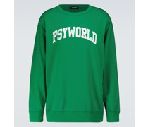 Sweatshirt Psyworld aus Baumwolle