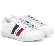 Sneakers Ryegrass aus Leder