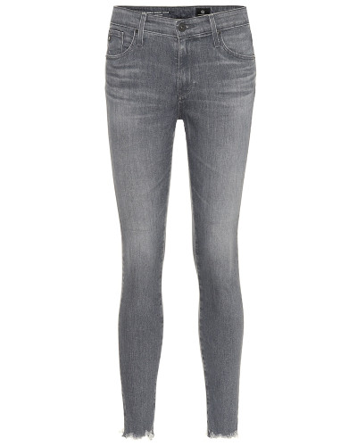 High-Rise Skinny Jeans The Farrah
