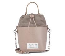 Bucket-Bag 5AC Medium aus Leder