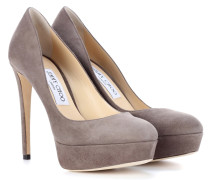 Pumps Ellis 120 aus Veloursleder