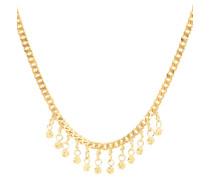 Vergoldete Halskette Veronika