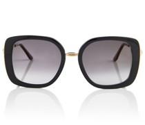 Oversize-Sonnenbrille Trinity de Cartier