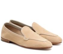 Loafers Laric aus Veloursleder