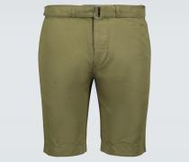 Shorts Julian aus Baumwolle und Leinen