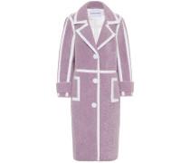 Mantel Kenzie aus Faux Fur