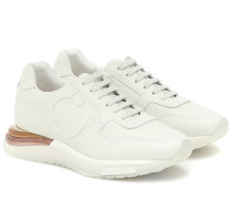 Sneakers Brooklyn aus Leder
