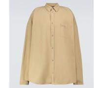 Hemd Cocoon aus Baumwolle