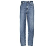 High-Rise Tapered Jeans The Palmer
