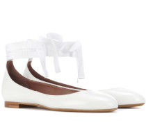 Ballerinas Daria aus Leder