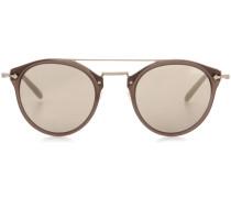 Verspiegelte Sonnenbrille Remick