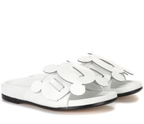 Sandalen Circulus aus Leder
