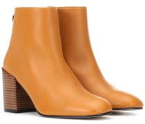 Ankle Boots Coban aus Leder