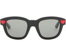 Sonnenbrille Lolita mit Kristallen