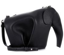 Schultertasche Elephant Mini aus Leder
