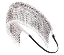 Haarband mit Kristallverzierung
