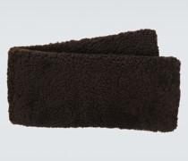 Schal aus Shearling
