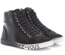 Sneakers Joe aus Leder