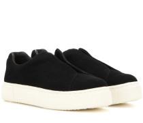 Sneakers Doja aus Veloursleder