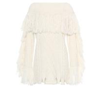 Pullover mit Alpaka und Wolle