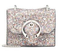Schultertasche Paris Mini mit Glitter