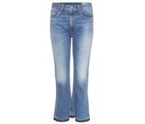 Jeans Vintage Crop Flare