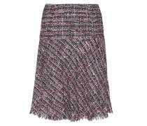 Tweed-Rock aus einem Wollgemisch