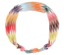 Haarband in Häkelstrick