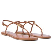 Sandalen Emmy aus Lackleder
