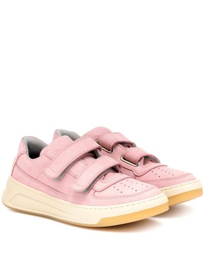 Sneakers Steffey aus Nubukleder