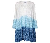 Minikleid aus Baumwolle