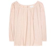 Bluse Marcelle aus Baumwolle