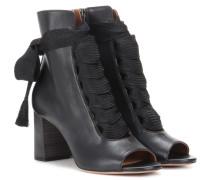 Ankle Boots Harper aus Leder