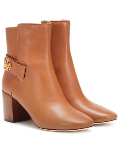 Ankle Boots Kyra aus Leder