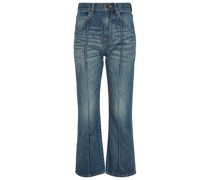 High-Rise Flared Jeans Francoise