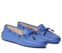 Loafers Gommino aus Leder
