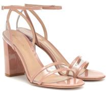 Sandalen Sheryl 85 aus Lackleder