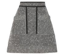 Minirock aus einem Baumwollgemisch