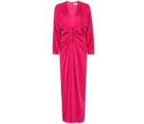 Robe Rita aus Satin
