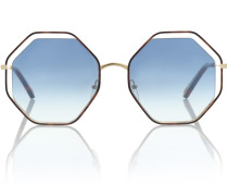Eckige Sonnenbrille Poppy