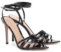 Sandalen Lita 105 aus Lackleder