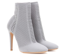 Exklusiv bei mytheresa.com – Gestrickte Ankle Boots Vires