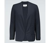 Oversize-Jacke aus Tech-Material