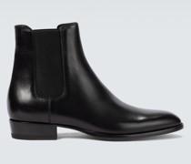 Chelsea Boots Wyatt aus Leder